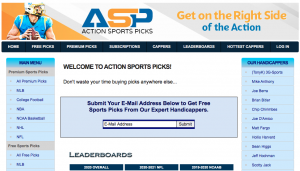 Buy Sports Picks From Action Sports Picks